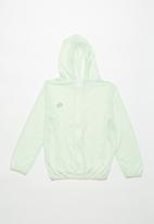 POP CANDY - Very lightweight zip through jacket - green