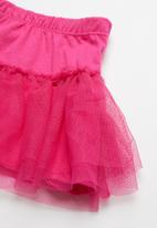 POP CANDY - Baby and pre girls mini skirts - pink