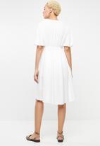 STYLE REPUBLIC - High low blouse - white