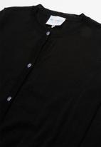 POP CANDY - Lightweight cardigan - black