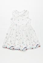 POP CANDY - Girls seashell printed dress - multi