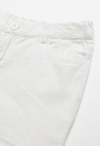 POP CANDY - White girls short - white