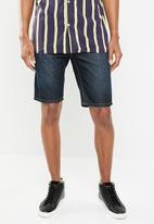 STYLE REPUBLIC - Denim shorts - blue