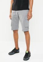 STYLE REPUBLIC - Cargo shorts - grey