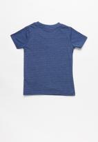 POP CANDY - Baby Boys Printed T-shirt - r.blue