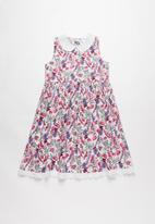 POP CANDY - Girls collared dress - multi