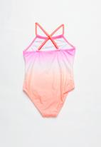 POP CANDY - Ombre one piece - pink