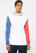 Tommy Hilfiger - Tjm colourblock hoodie - multi