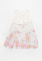 POP CANDY - Woven printed dress - pink