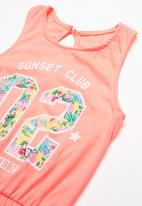 POP CANDY - Sunset club - peach