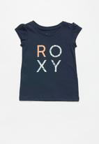 Roxy - Moid blues tee - blue