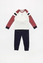 MINOTI - Boys long sleeve pyjama set - multi
