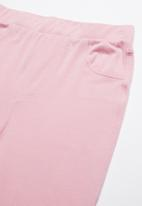 MINOTI - Teens basic jegging - pink