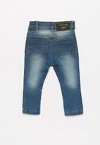 MINOTI - Boys skinny denim jean - blue
