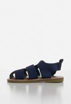 POP CANDY - Baby boys sandals - navy
