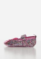 POP CANDY - Girls pumps with bow - pink