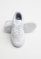 Nike - Nike force 1 sneaker - white