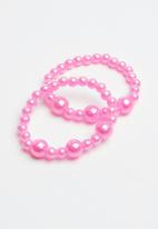 POP CANDY - 2 piece pack bracelet - pink