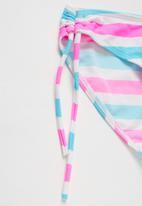 POP CANDY - Stripe bikini - multi