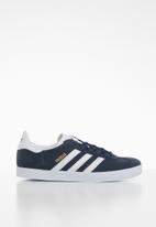adidas Originals - Gazelle j - navy & white