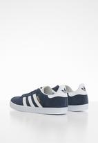 adidas Originals - Gazelle j - navy & white