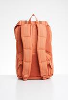 HERSCHEL - Little america backpack - orange