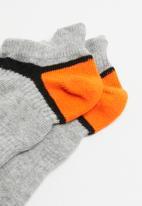 MINOTI - 3 Pack trainer socks - multi