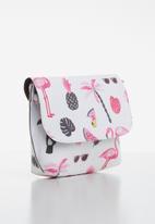 POP CANDY - Printed sling bag - multi