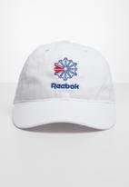 Reebok Classic - Cl fo starcrest cap - white