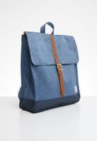 Herschel Supply Co. - City mid-volume backpack - blue