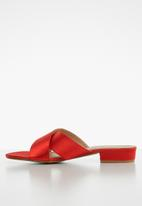 Superbalist - Carry sandal - red