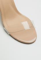Superbalist - Thandi open toe heel - neutral