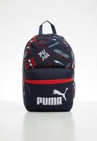 PUMA - Phase small backpack - navy