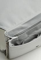 Call It Spring - Fulica crossbody bag-  silver