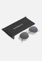 Superbalist - Round sunglasses - silver