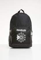Reebok Classic - Classic core backpack - black
