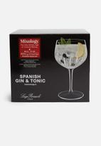 Luigi Bormioli - Mixology Spanish gin & tonic set of 4