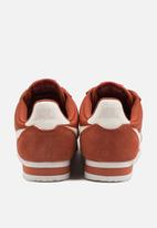 Nike - Classic Cortez Nylon - firewood orange / sail - summit white