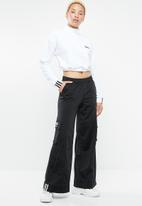 adidas Originals - Kylie Jenner cropped sweat - white