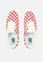 Vans - Vans UA Era CRFT - (Podium) checkerboard/racing red