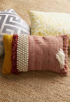 Sixth Floor - Laurel cushion cover - pink
