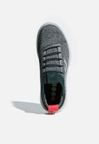 adidas - PureBOOST Trainer - Legend Ivy / Ash silver / Shock red