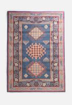 Sixth Floor - Citlalee printed chenille rug - multi