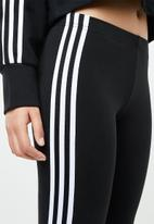 adidas Originals - Adidas originals trefoil tights - black
