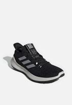 adidas Performance - Runbounce + fade - core black/grey three/ftwr white