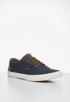 Jack & Jones - Jfwvision classic - navy & brown