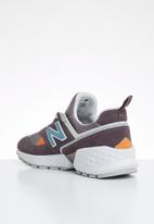 New Balance  - S574V2 Patch work pack - grey