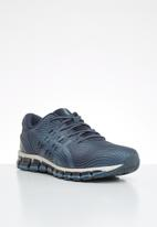 Asics Tiger - Gel-quantum 360 4 - tarmac/steel blue
