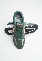 New Balance  - X90 Suede/Mesh - green