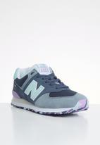 New Balance  - Classic 574 - blue